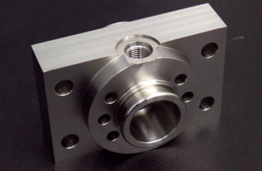 401 Manufacturing CNC Milling